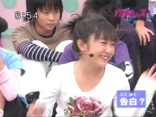 ケイスケが控え室でメンバーに告ったと暴露するリナ(日高里菜)